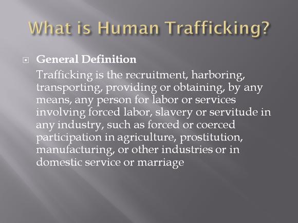 Child trafficking in nigeria pdf writer